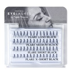 Fake individual eyelashes with knott, thickness 10 hairs, MIX 8,10,13,15 mm Lovenue by Magda Pieczonka (mix)