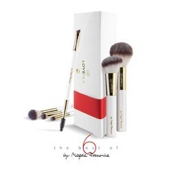 Set of 6 Brushes by Magda Pieczonka